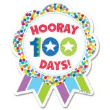 Hooray 100th Days! Ribbon Reward Badges