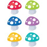 Woodland Friends Toadstools 6 Designer Cut-Outs