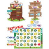 Woodland Friends Calendar Set