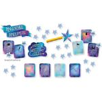 Mystical Magical Class Jobs Mini Bulletin Board