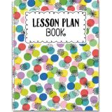 Color Pop Year-Long Lesson Plan Book