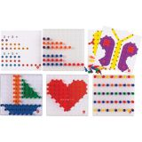 Small Pegs Activity Set