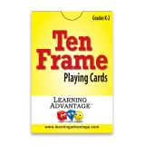 Ten Frame Playing Cards