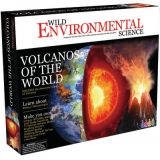 WILD! Science Environmental Science Kit, Volcanoes of the World