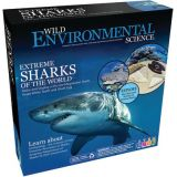 WILD! Science Extreme Science Kit, Sharks of the World