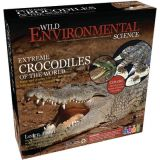 WILD! Science Extreme Science Kit, Crocodiles of the World