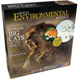 WILD! Science Extreme Science Kit, Big Cats of the World
