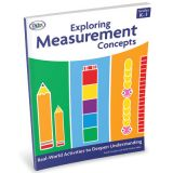 Exploring Measurement Concepts, Grades K-1