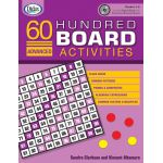 60 Advanced Hundred Board Activities, Grades 5-6