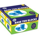 Base Ten Blocks Small-Group Set