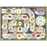 Language Learning Lift-Off Puzzles, Silent Letters