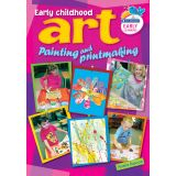 Early Childhood Art: Painting & Printmaking