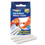 Prang® Hygieia® Dustless Chalk, White