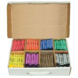Prang® Soybean Crayons Master Pack, Large, 400 count