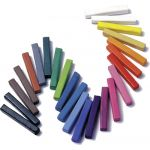 Prang® Pastello® Colored Chalk, 12 colors