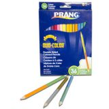 Prang® Duo-Color Pencils, 36 Color Set