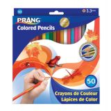 Prang® Colored Pencils, 50 colors