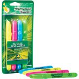 Emphasis Highlighters, Desk Style, Chisel Tip, 4 Assorted Colors