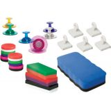 Magnetic Whiteboard Accessory Set