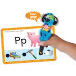 Hot Dots® Jr. Card Set, Beginning Phonics