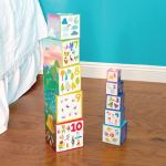 Bright Basics™ Nest 'N' Stack Cubes
