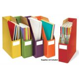Sensational Classroom™ Essential Storage Files, Set of 5