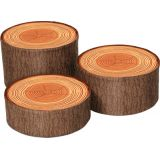 SoftZone® Tree Stump Stool 3-Piece Set