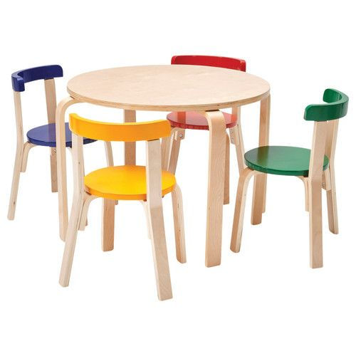 Marvelous Bentwood Table And Curved Back Chair Set Assorted Beatyapartments Chair Design Images Beatyapartmentscom