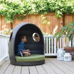 Petite Patio Retreat Nest