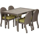 Petite Patio Preschool Table with 14 Chairs