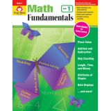 Math Fundamentals, Grade 1