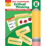 Skill Sharpeners: Critical Thinking, Grade PreK