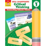 Skill Sharpeners: Critical Thinking, Grade 1