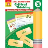 Skill Sharpeners: Critical Thinking, Grade 2