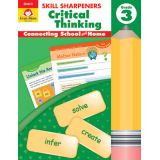 Skill Sharpeners: Critical Thinking, Grade 3