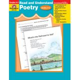 Read and Understand Poetry, Grades 4-5