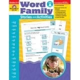 Word Family Stories and Activities, Level A