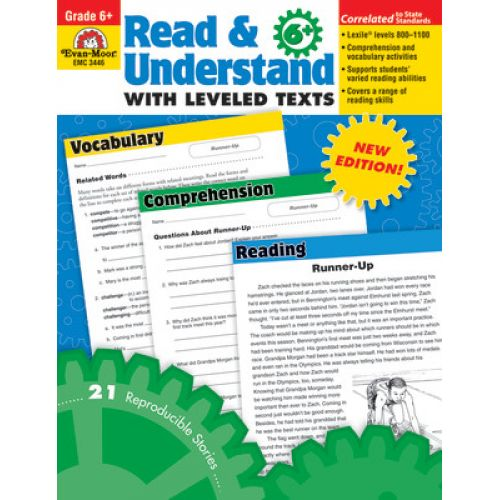 Read Understand With Leveled Texts Grade 6