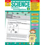 Science Lessons and Investigations, Grade 6