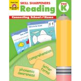 Skill Sharpeners Reading, Grade PreK
