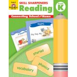 Skill Sharpeners Reading, Grade K