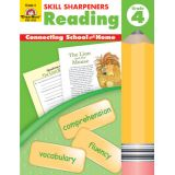 Skill Sharpeners Reading, Grade 4