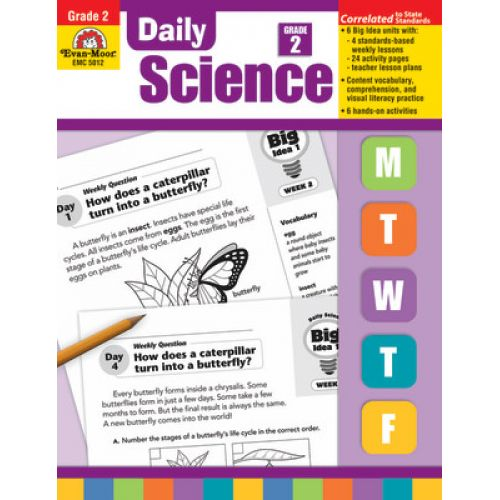 Daily Science, Grade 2