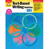 Text-Based Writing Lessons for Common Core Mastery, Grade 3