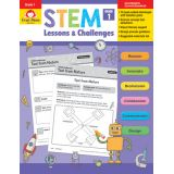 STEM Lessons & Challenges, Grade 1