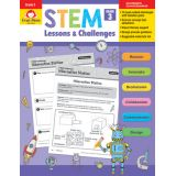 STEM Lessons & Challenges, Grade 3
