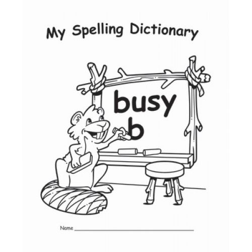 My Own Spelling Dictionary, Single