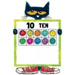 Pete the Cat® Numbers 0–20 Bulletin Board