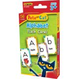 Pete the Cat® Alphabet Flash Cards