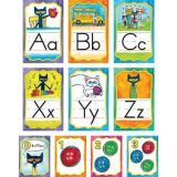 Pete the Cat® Alphabet Bulletin Board Set